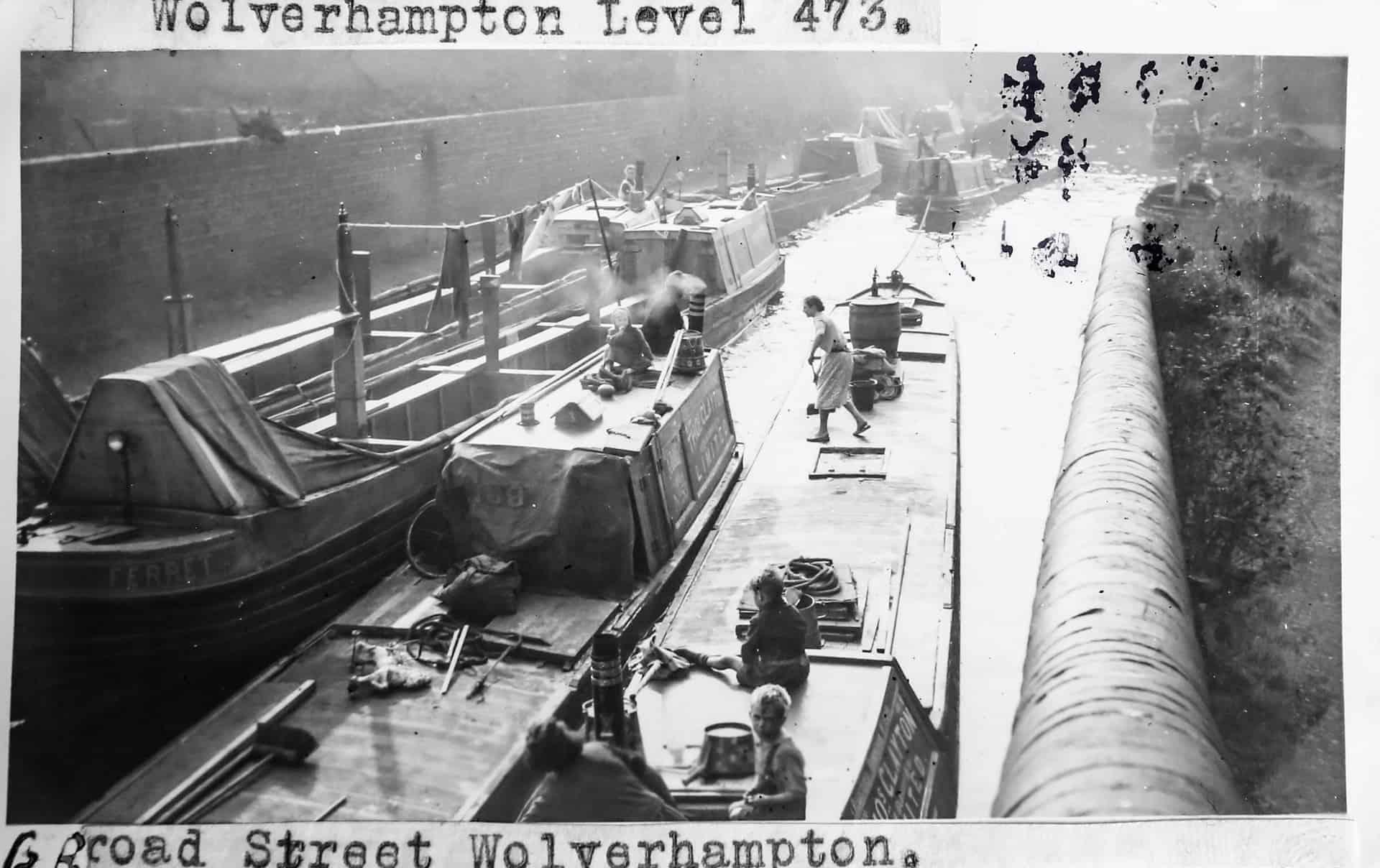 Wolverhampton Level, 473, Broad Street, Wolverampton c 1950s