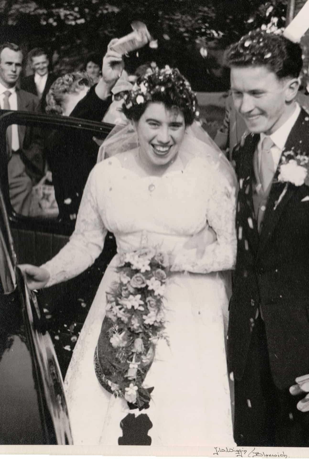 Margaret Tipper Wedding - Aldridge