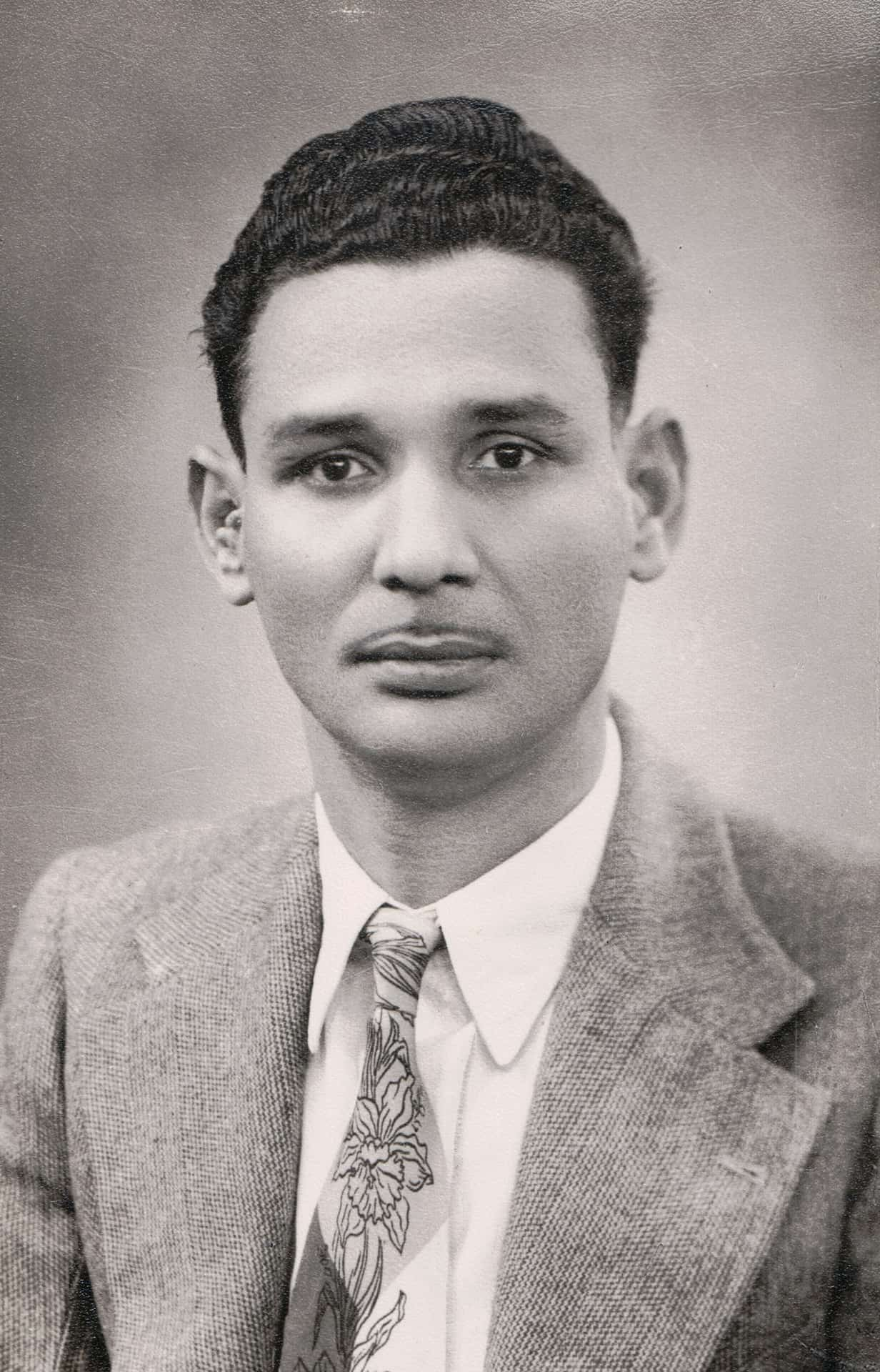 Marrianne's father Kenneth Mayor Monro. Taken in Calcutta, 1948.