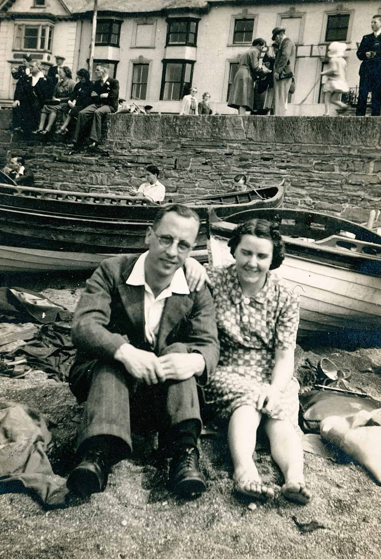 John and Doreen Bellinger