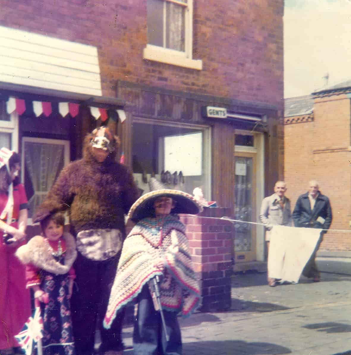 Queen's Jubilee 1977, Farm Rd, Langley. Photo Courtesy Emma Moore
