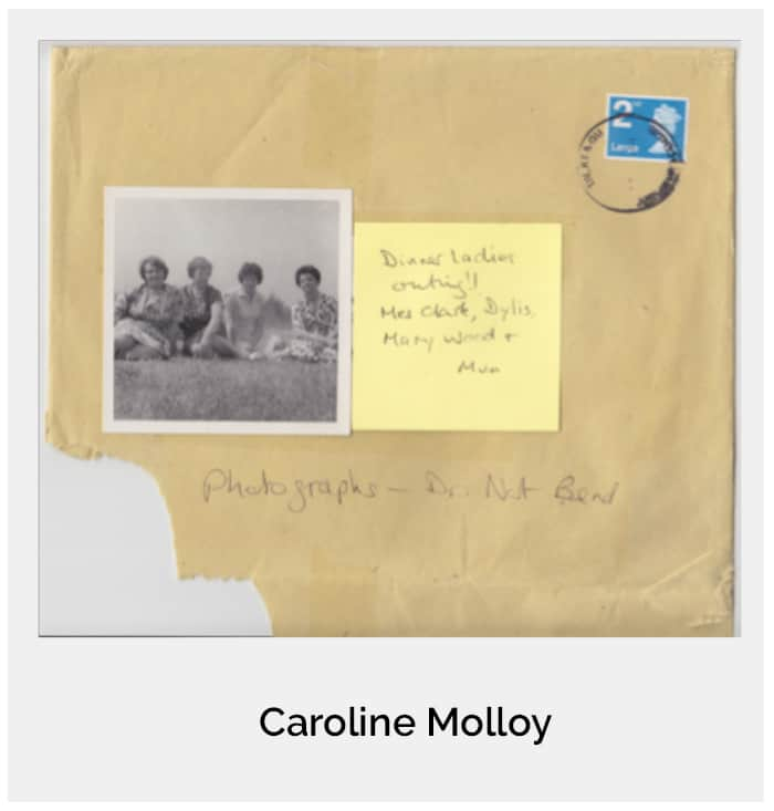 from the work 'Correspondence from my Mother'