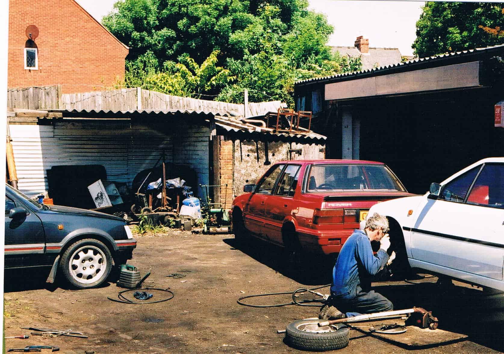 5. Car repairs Bilston 2002