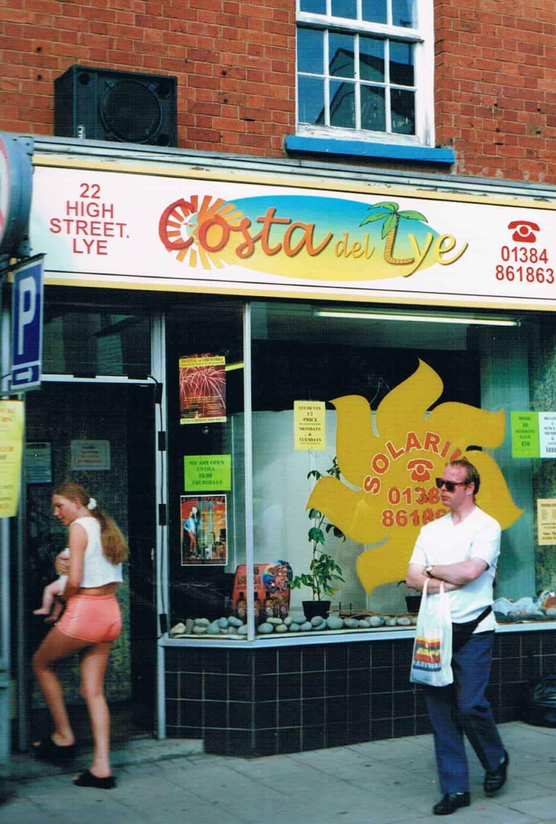 6. Costa del Lye 2000