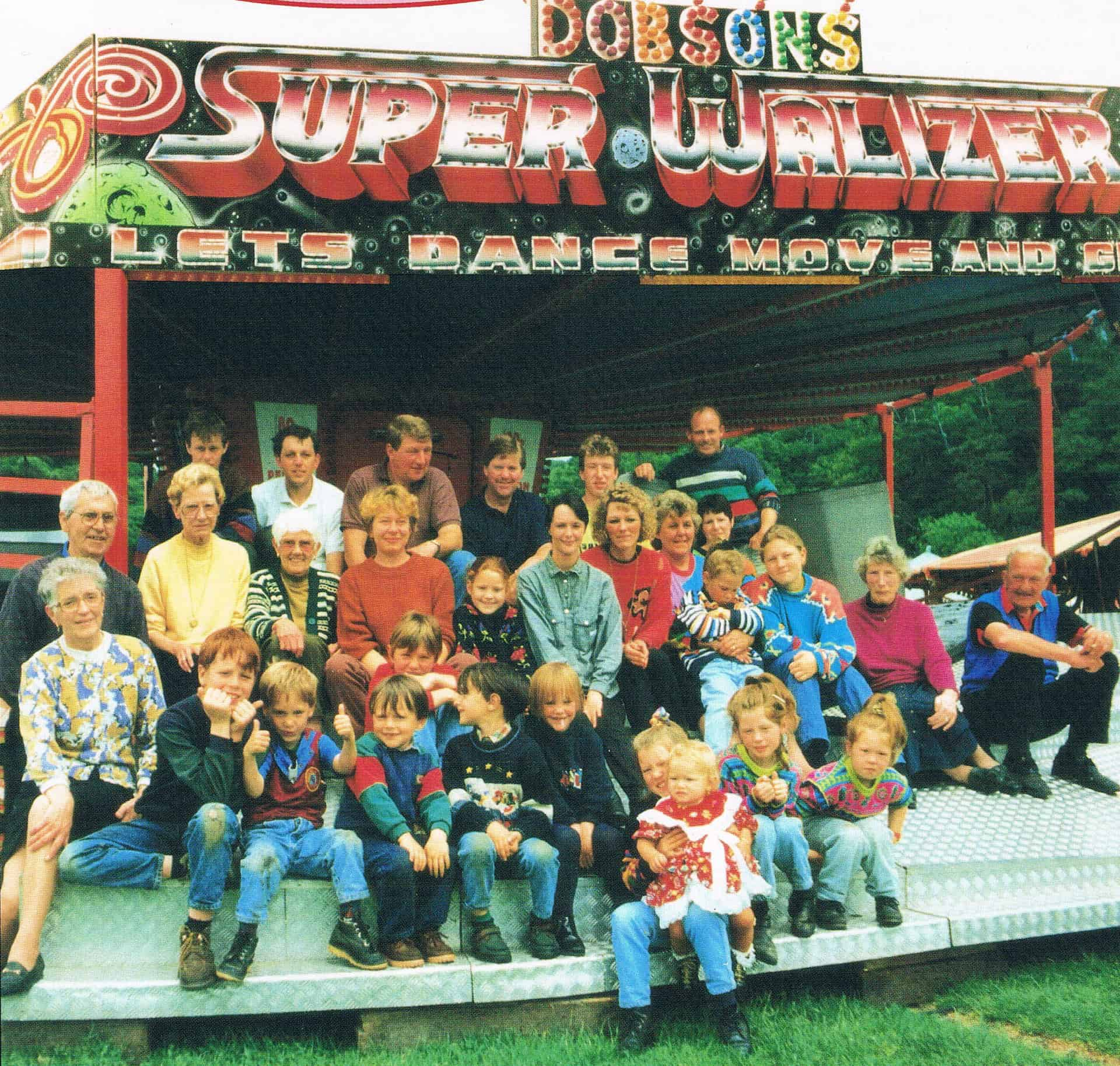 8. Dobsons - the family