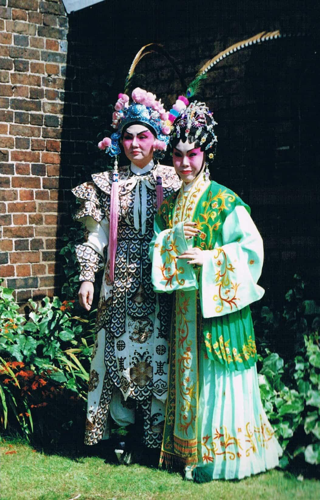 Lye Carnival 2000 Peking Opera