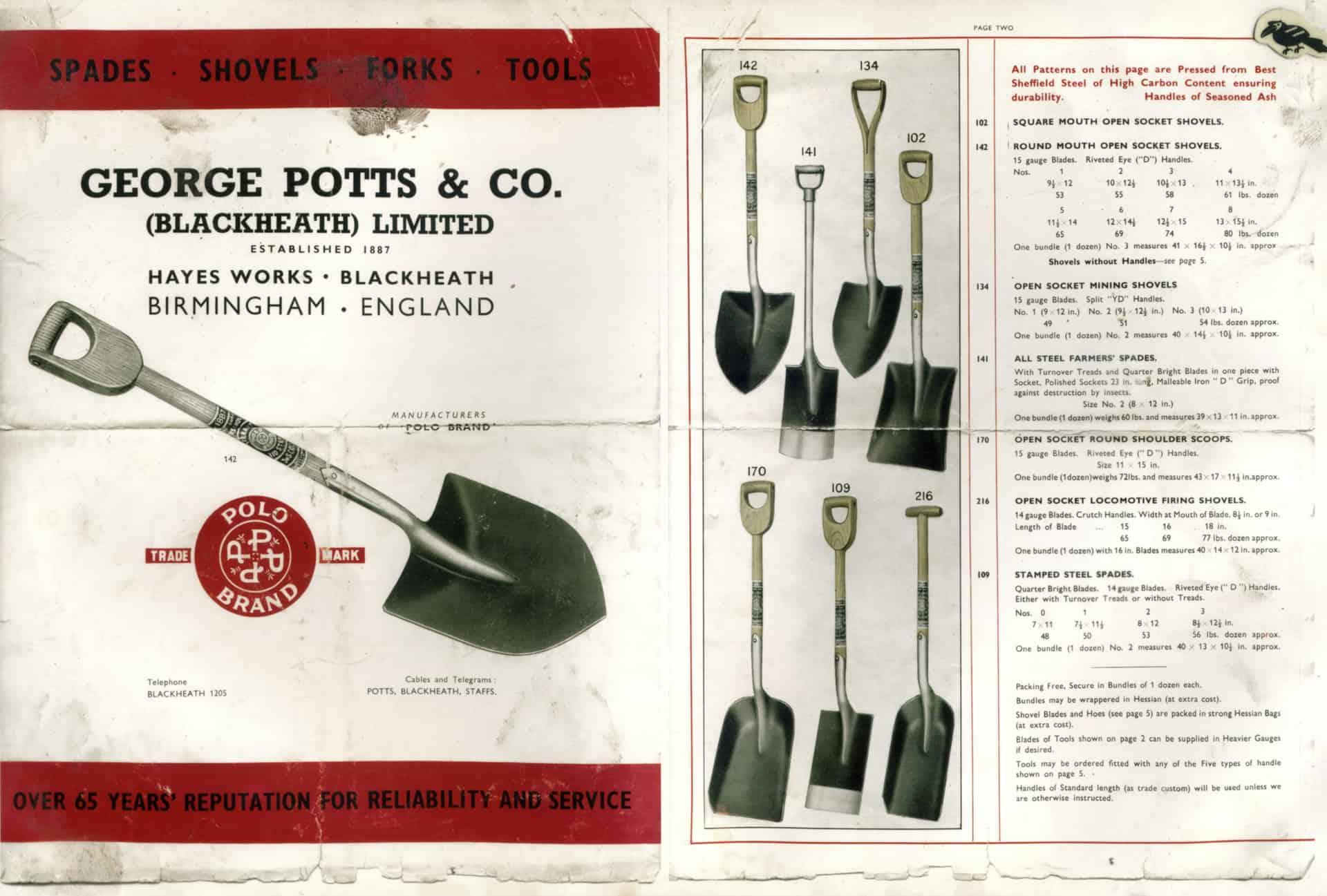Brochure 1955