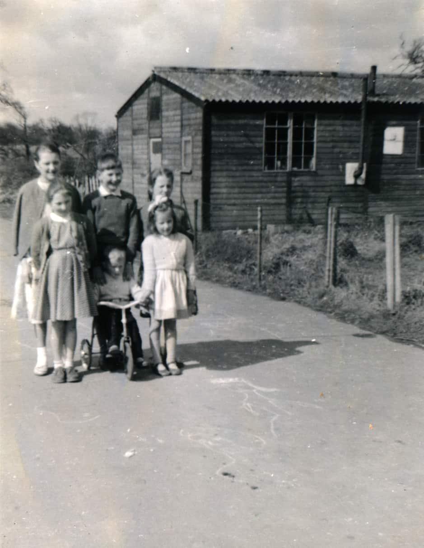 Wrottesley Park, early 1950s (Photo: Bill Misiura)