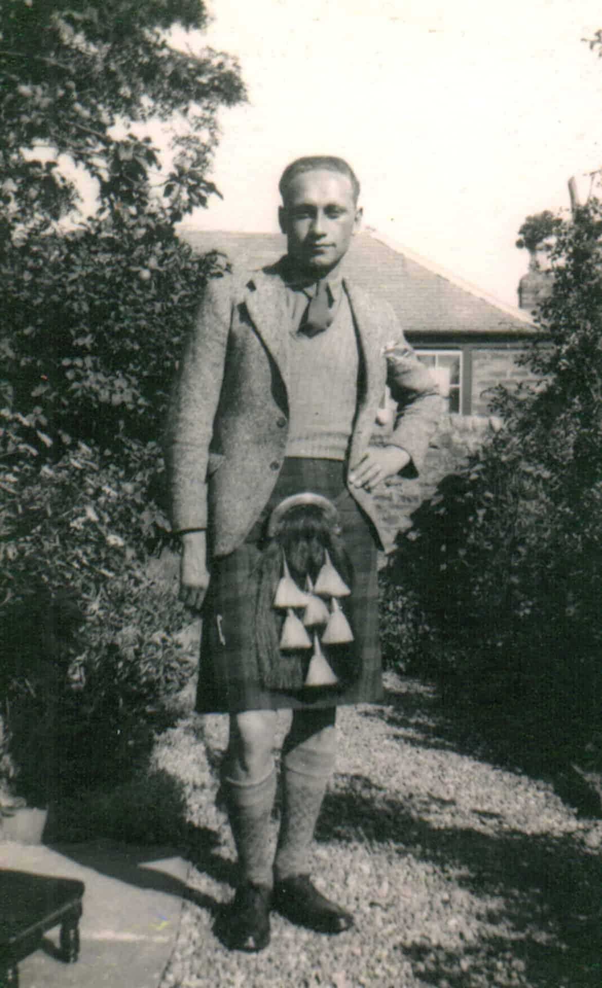 Scotland, 1942